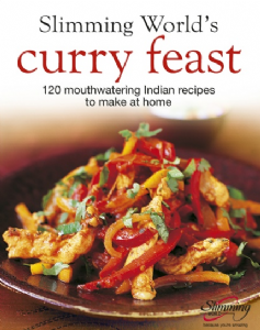 Slimming World's Curry Feast Cookbook | Buy Online at the Asian Cookshop